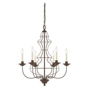 French Wire Chandelier Foter