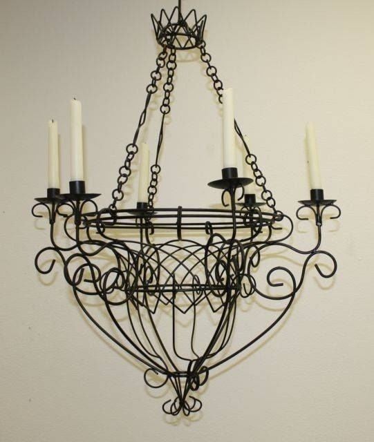French wire chandelier lighting 1 & French Wire Chandelier - Foter