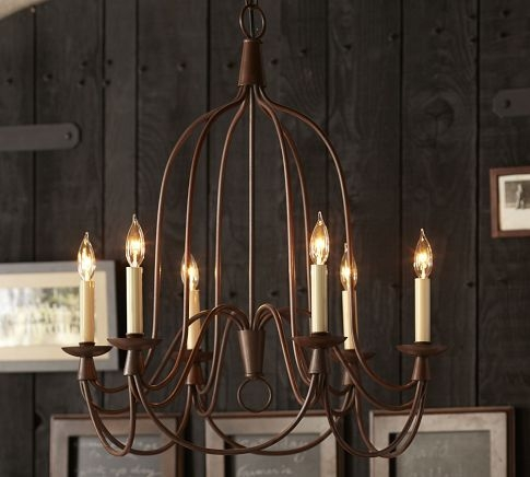 French wire chandelier lighting & French Wire Chandelier - Foter