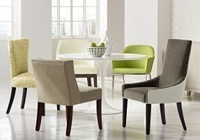 Green Upholstered Arm Chairs Foter