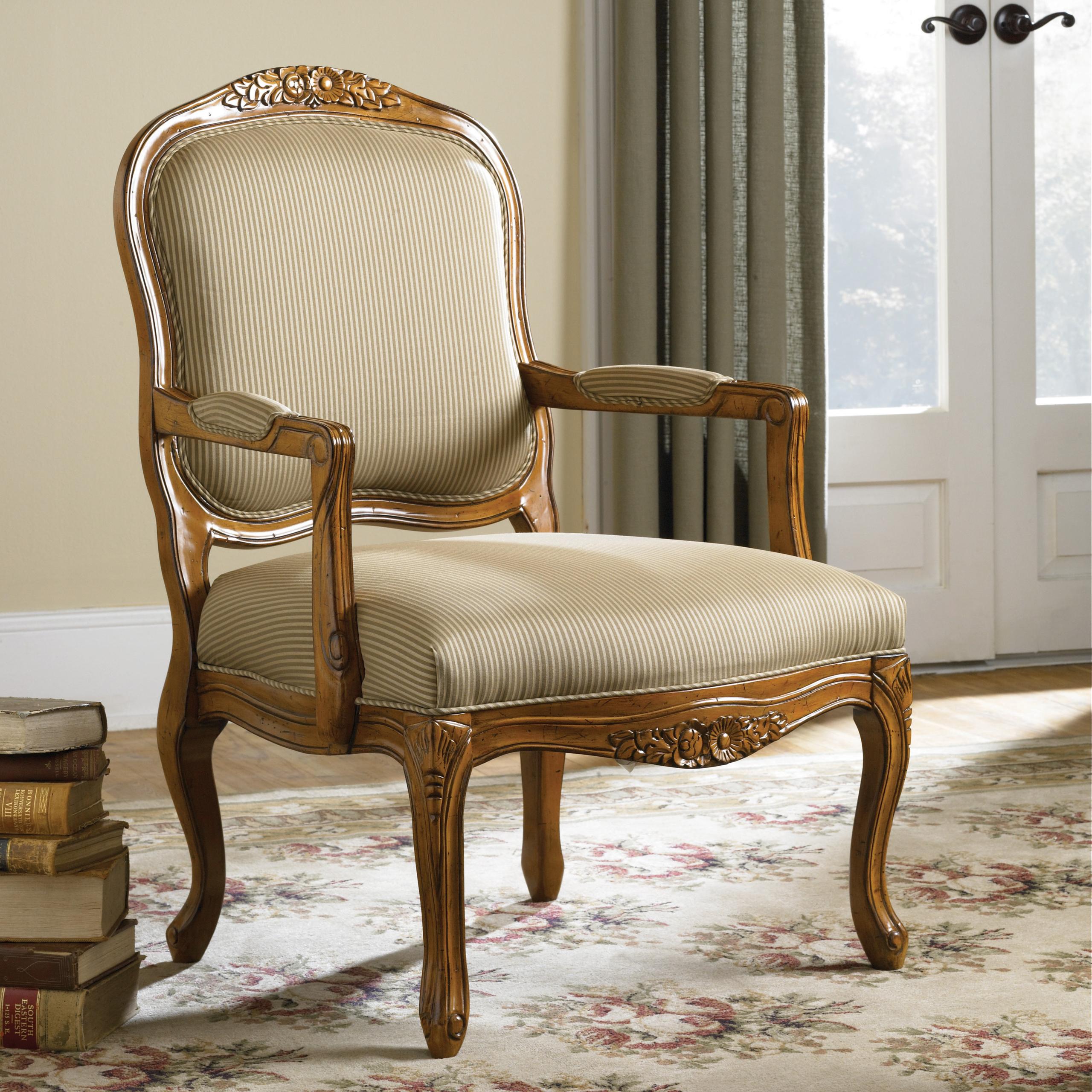 Beau Hammary Hidden Treasures Fabric Accent Chair