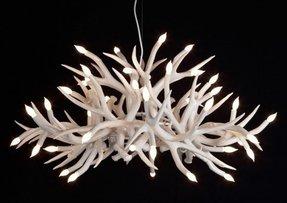 Modern antler chandelier foter modern antler chandelier 28 aloadofball Image collections
