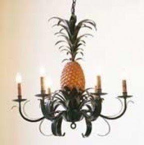 Pineapple chandelier foter pineapple chandelier 27 aloadofball Gallery