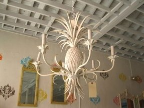 Pineapple chandelier 28