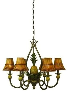 Pineapple chandelier 54
