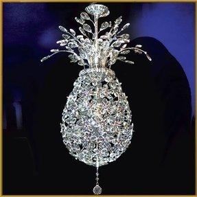 Pineapple chandelier foter pineapple chandelier 58 aloadofball Gallery