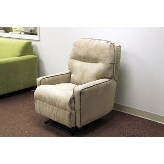 Small wall hugger recliners