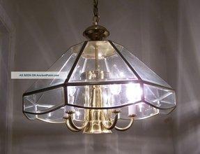 Beveled Glass Chandelier Ideas On Foter
