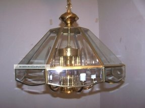 Beveled Glass Chandelier Ideas On Foter