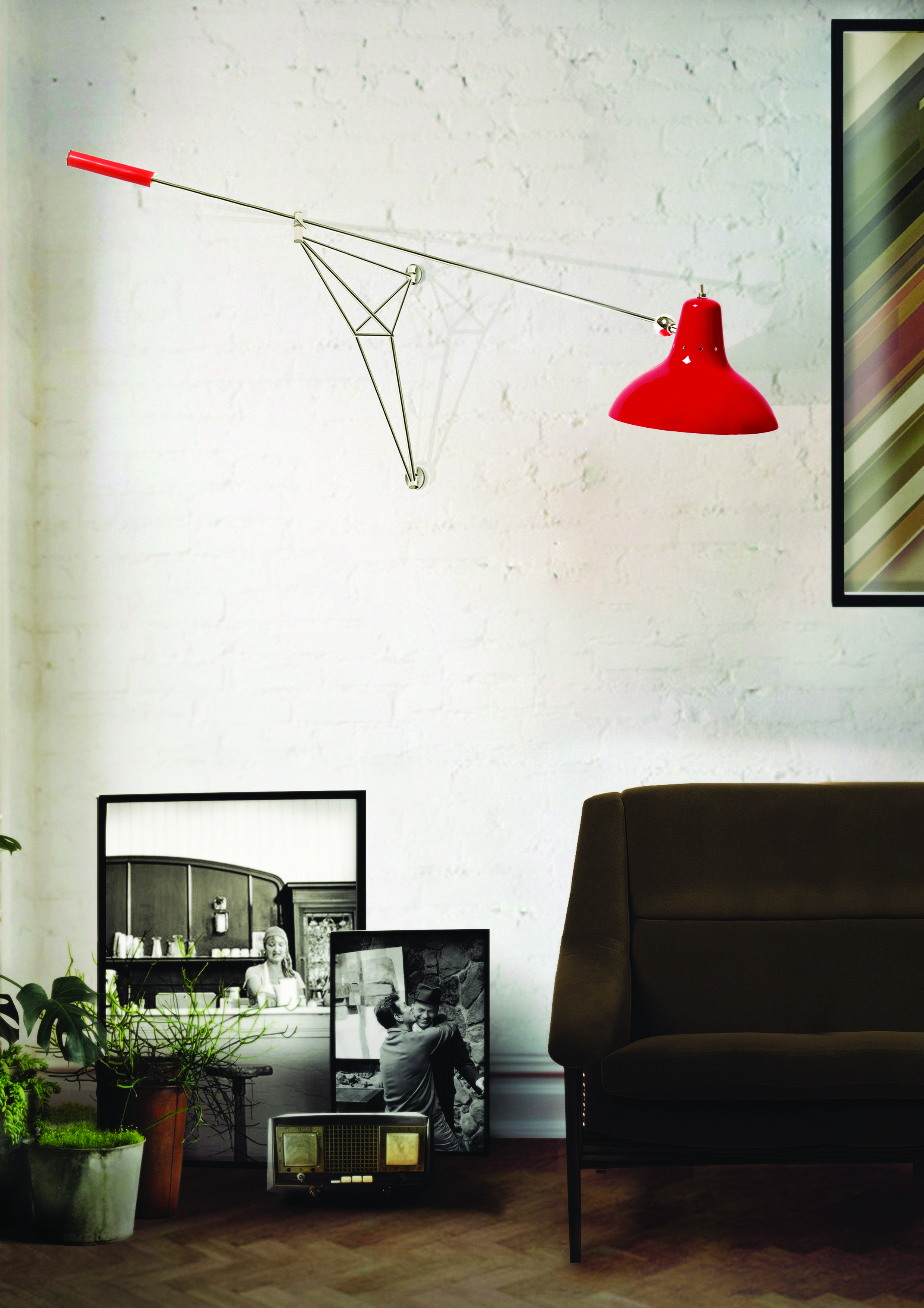Swing Arm Wall Lamp Home Depot