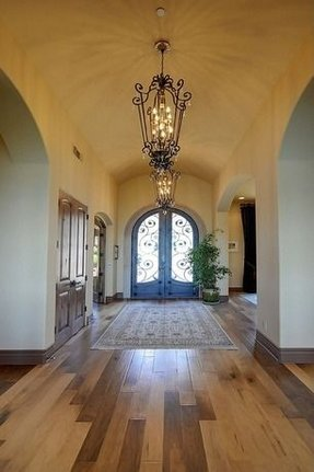 Tuscan style chandeliers 12