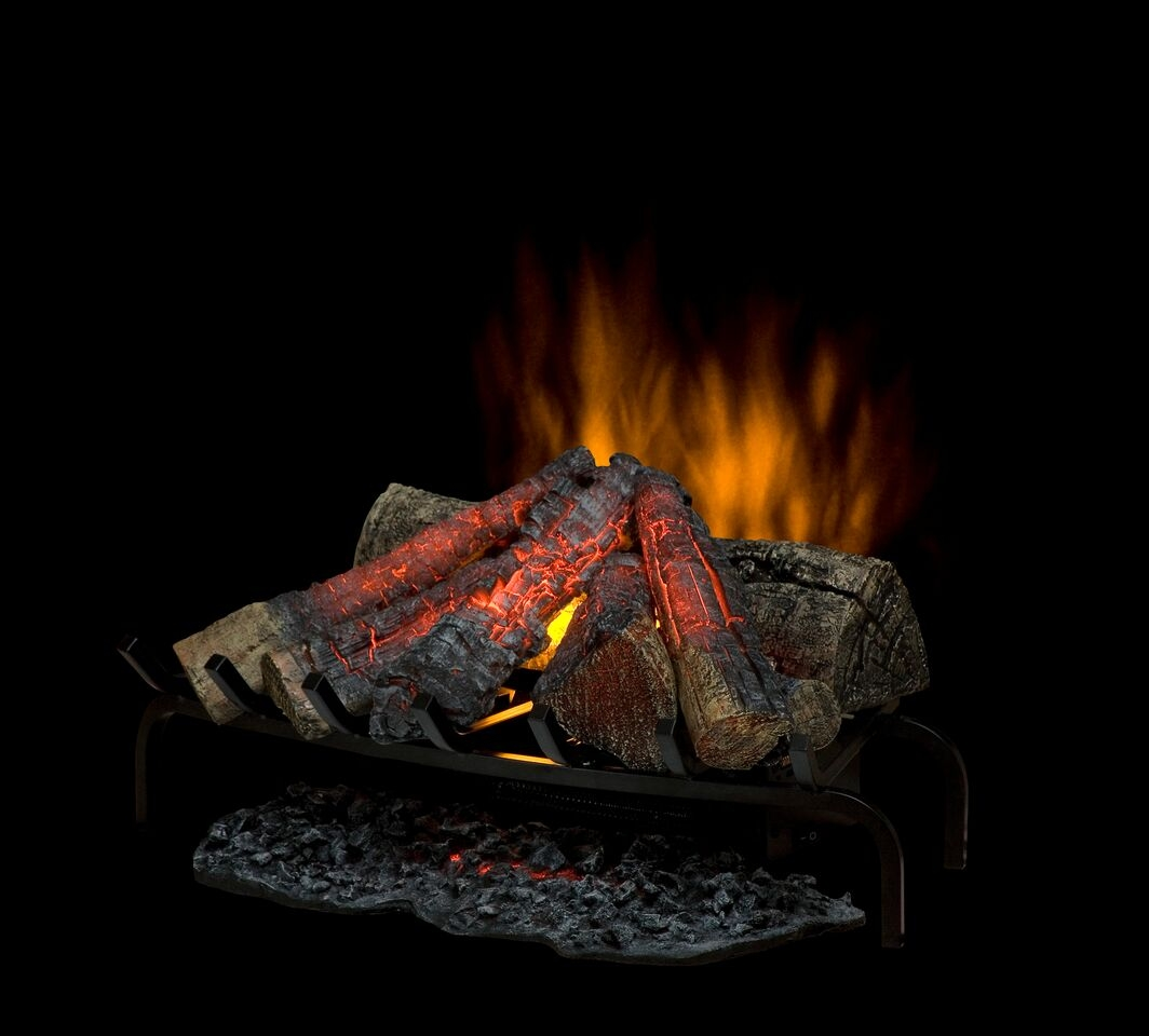 electric fireplace logs no heat ideas on foter rh foter com electric fireplace logs with heat and sound