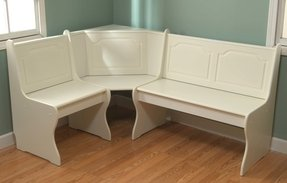 Nook Corner Four Seat Bench