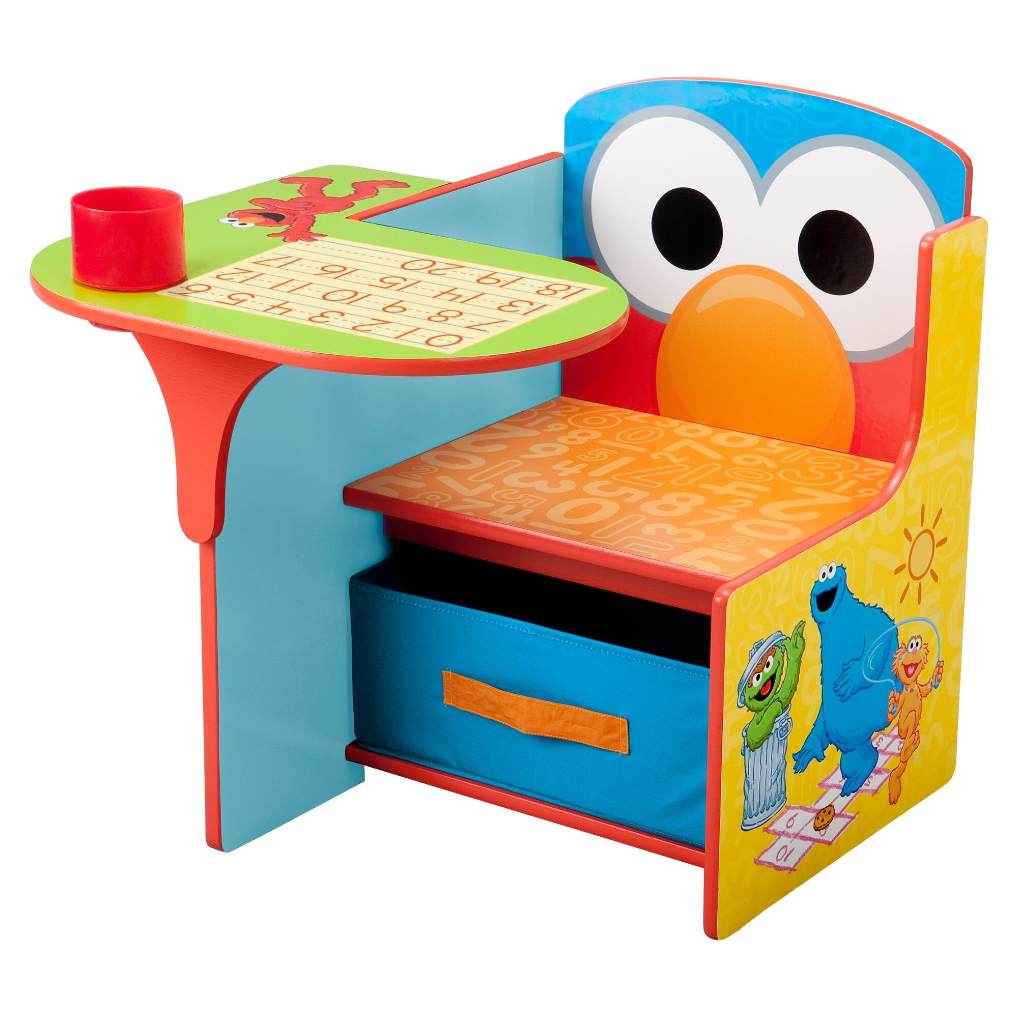 Sesame Street Kids' Desk Chair