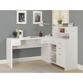 Kids White Desk With Hutch For 2020 Ideas On Foter