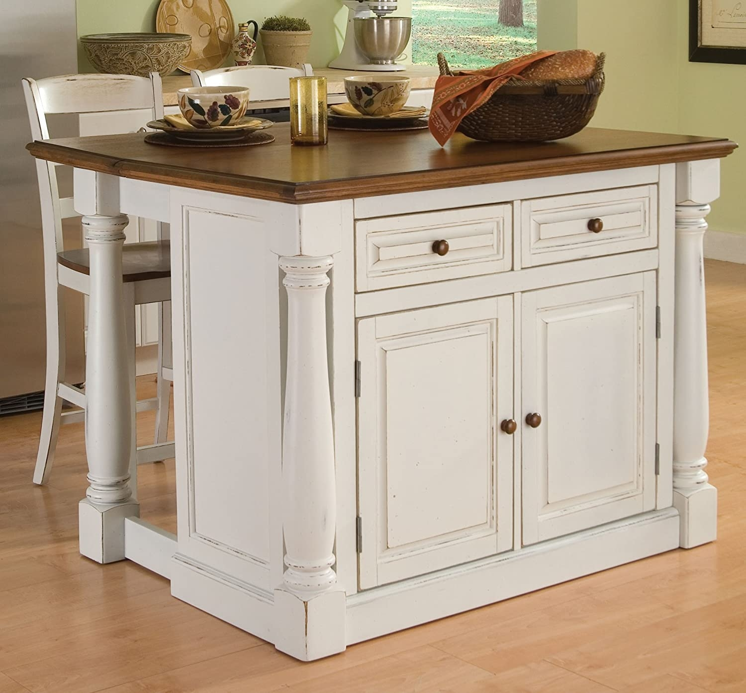 portable kitchen islands with breakfast bar ideas on foter rh foter com Breakfast Bar with Storage Large Kitchen Islands with Breakfast Bar