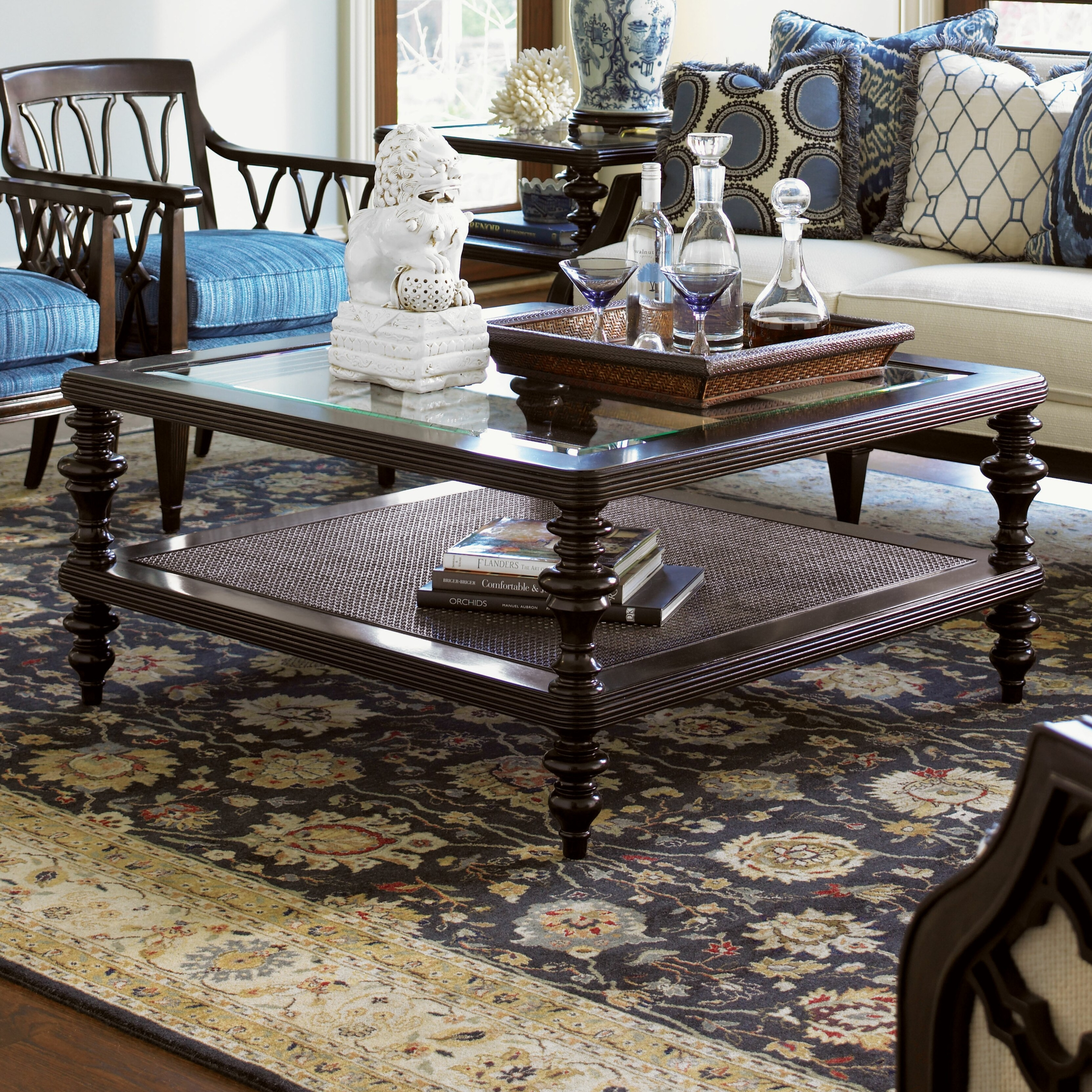 Exceptionnel Royal Kahala Tropic Coffee Table