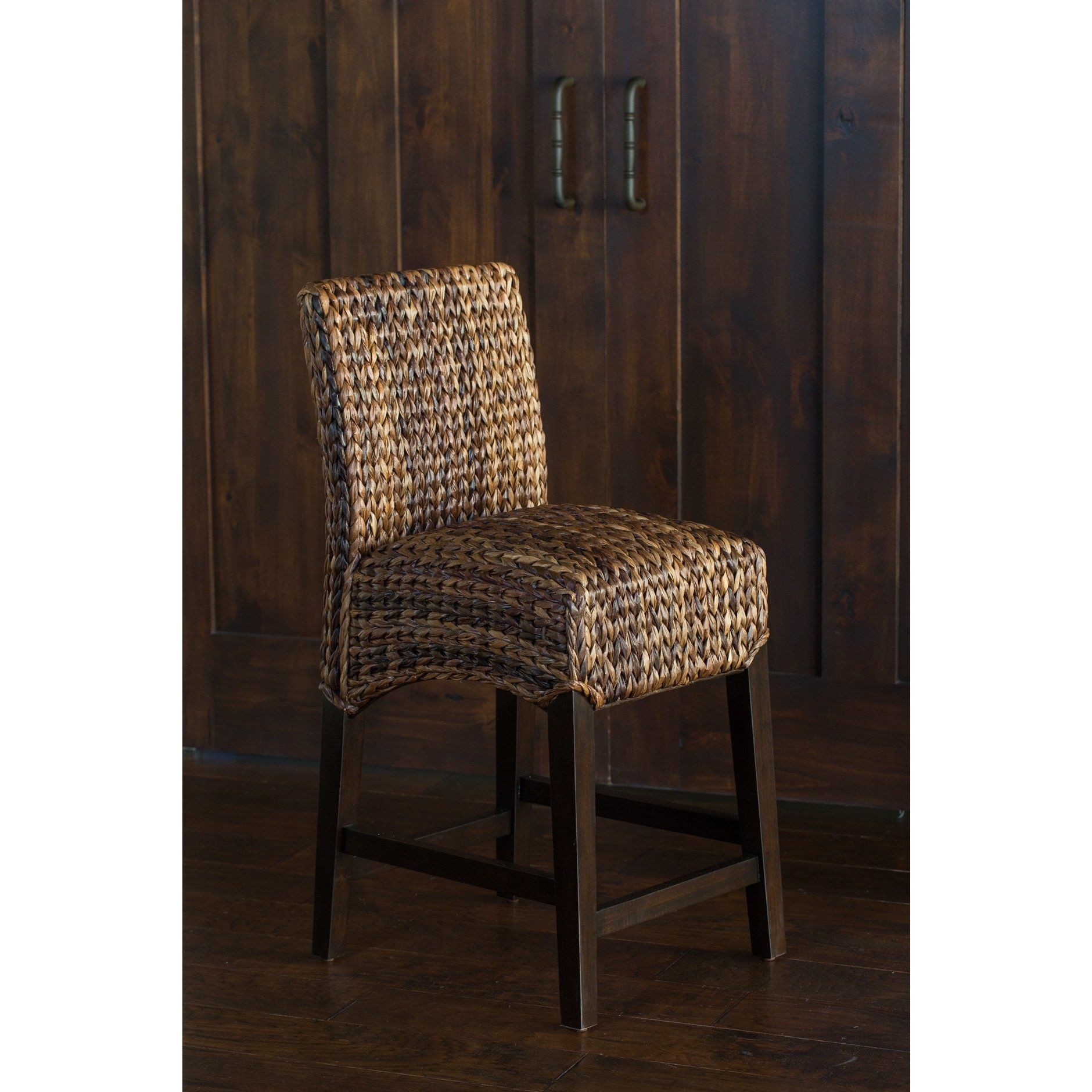 "Seagrass 25"" Bar Stool"