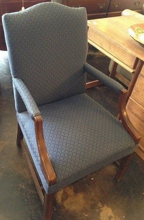 Reupholster Arm Chair Foter