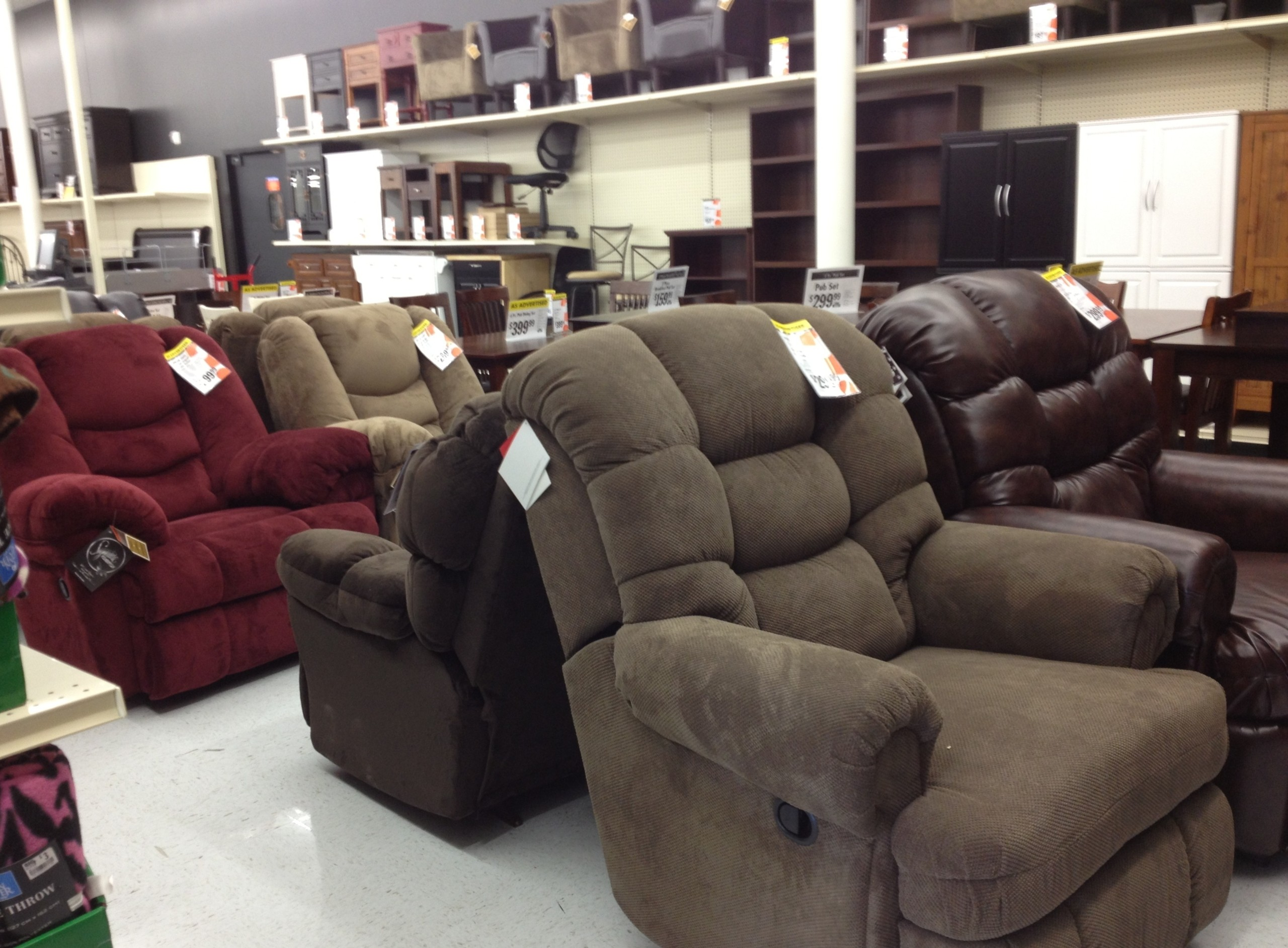 Big Lots Furniture Clearance