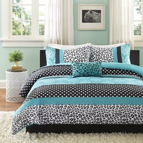 Chloe 3 Piece Comforter Set
