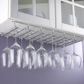 Hanging Tabletop Wine Glass Rack