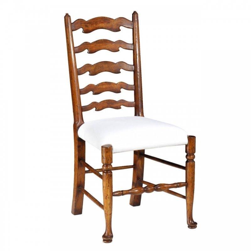 Oak Ladder Back Chairs