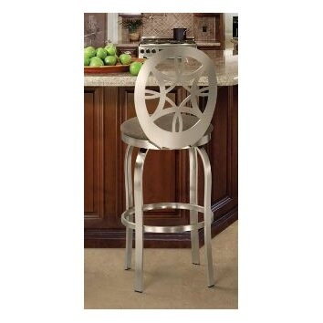 Provence Bar Stool with Cushion