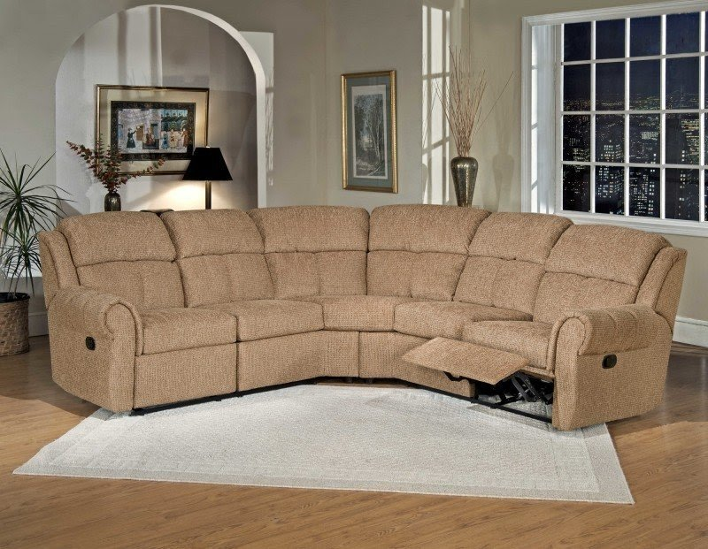 Reclining Sectional By Serta Upholstery