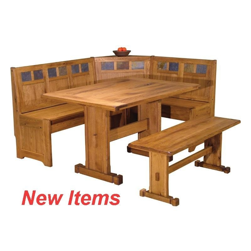Sedona Corner Nook 2 Piece Dining Set