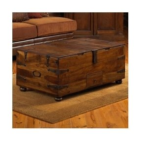 Thakat Trunk Coffee Table