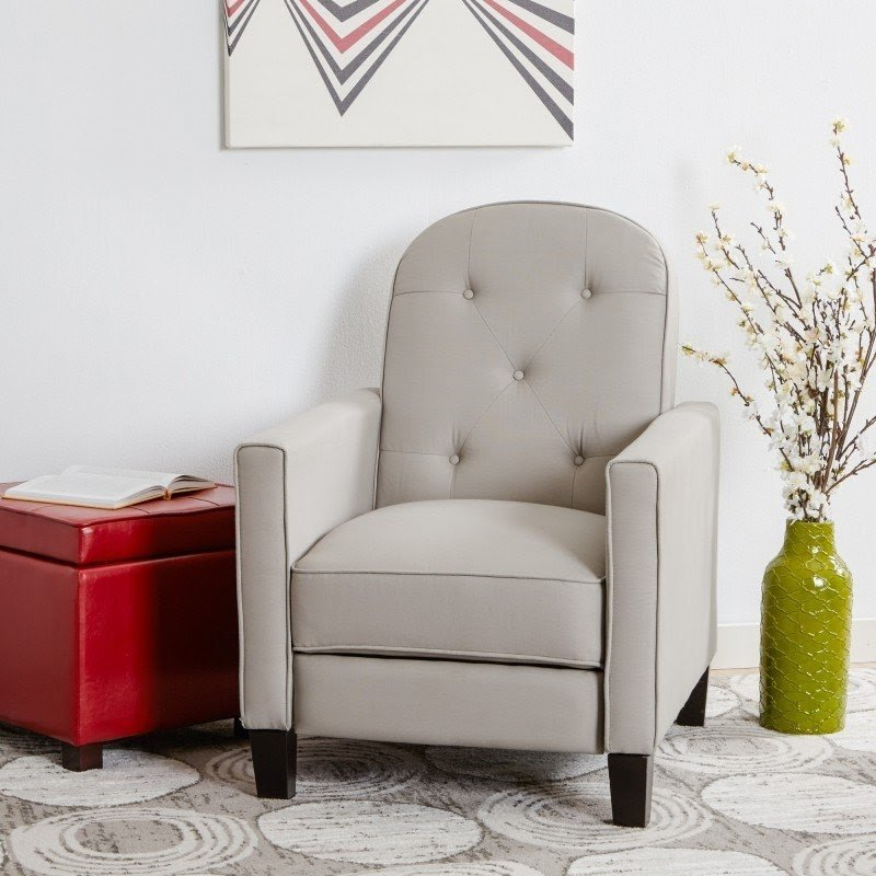 Tufted Recliner