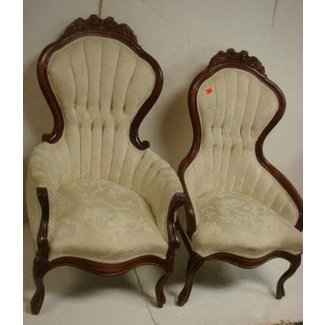 Antique parlor furniture 1