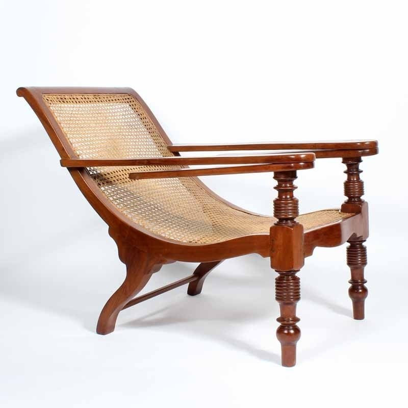 Incroyable British Plantation Chair