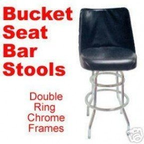 Bucket Seat Swivel Bar Stools 74 95 Ea Heavy Duty