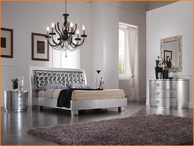Silver Bedroom Furniture Foter