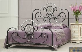 Stainless Steel Bedroom Furniture 8