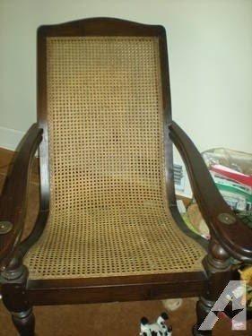 Superbe Teak Plantation Chair