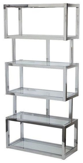 Chrome Bookcases Ideas Foter