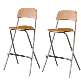 Tremendous Foldable Bar Stools Ideas On Foter Ncnpc Chair Design For Home Ncnpcorg
