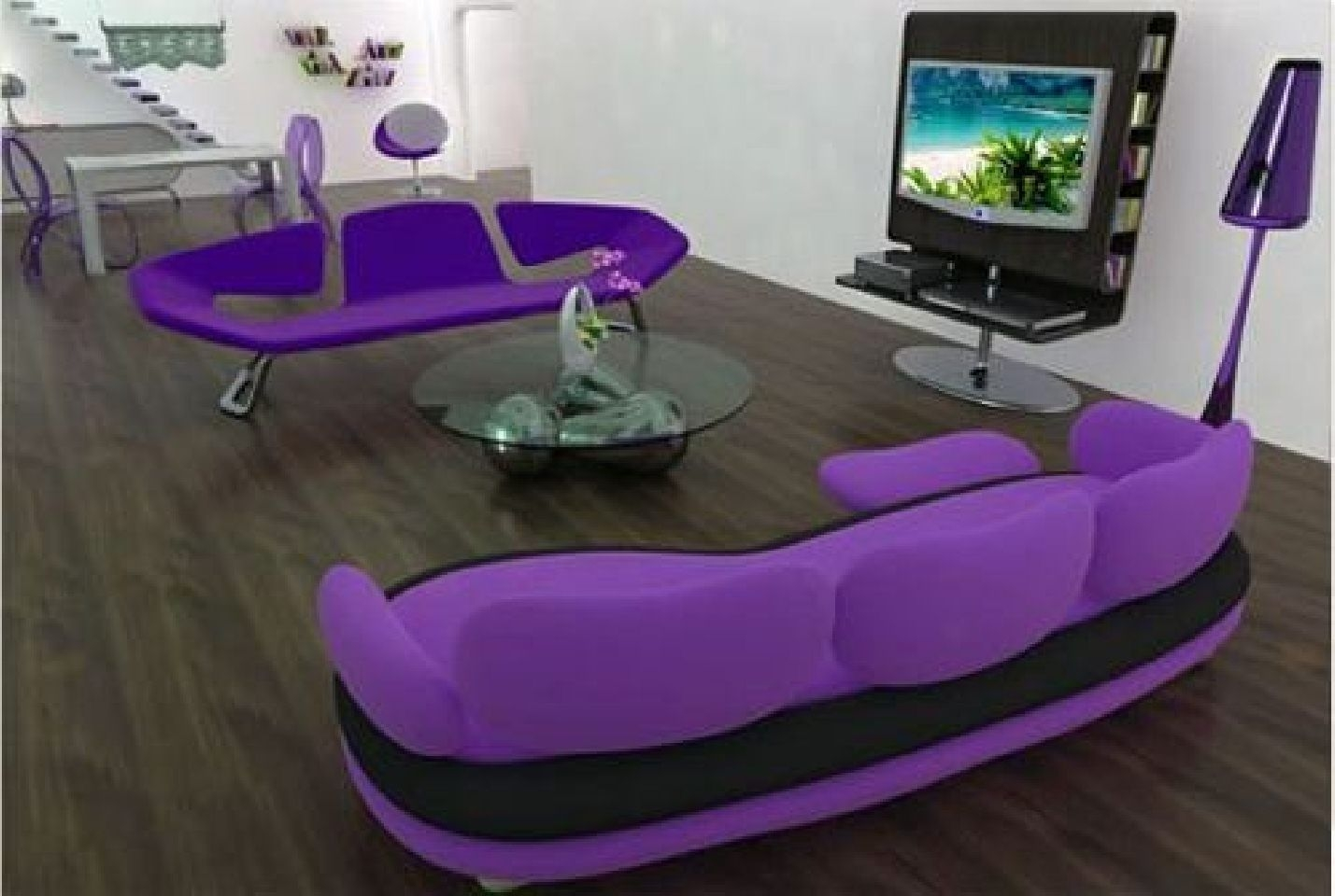 Living Room Decor Listed In Purple Living Room Purple Furniture