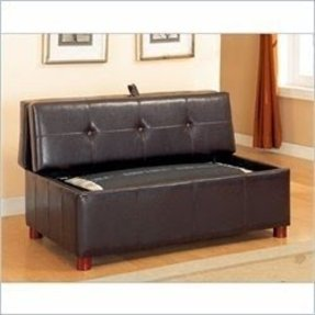 Ottoman With Hidden Twin Bed