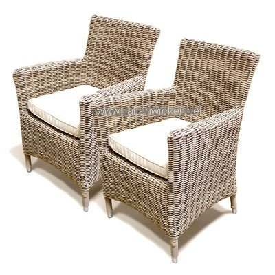 Superieur Rattan Wicker Arm Chair