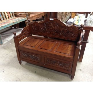 Amazing Antique Storage Benches Ideas On Foter Gmtry Best Dining Table And Chair Ideas Images Gmtryco