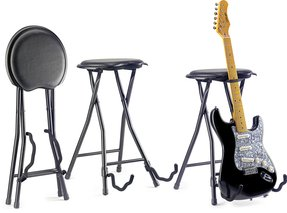 Marvelous Guitar Stools Ideas On Foter Ocoug Best Dining Table And Chair Ideas Images Ocougorg