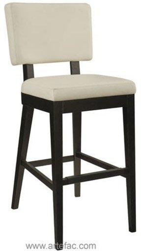 Cream Leather Bar Stools Foter