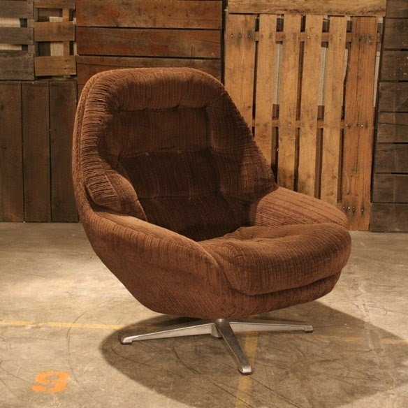 Bon Modern Swivel Chairs