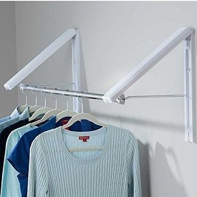Wall Mounted Hanging Rack Foter