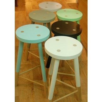 Cheap wooden stools 2