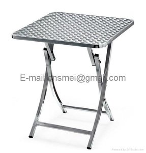 K87 stainless steel folding table 2